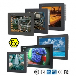 IECEx ATEX Monitor Zone 2/22