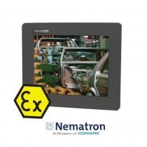 Nematron IECEx-ATEX M1200 Industrial Monitor